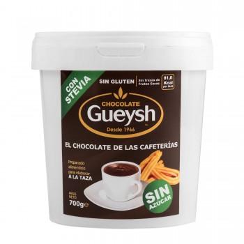 Chocolate a la Taza Gueysh...